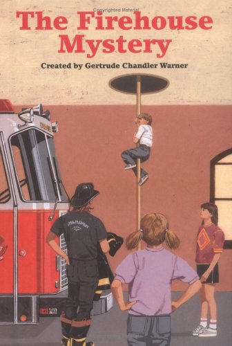 9780807524473: The Firehouse Mystery (The Boxcar Children Mysteries #56)
