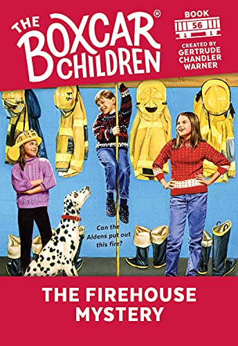 9780807524480: The Firehouse Mystery (The Boxcar Children Mysteries)