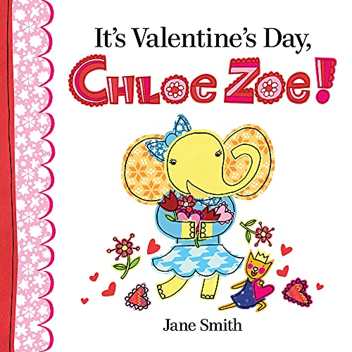 9780807524626: It's Valentine's Day, Chloe Zoe!