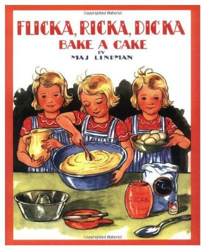 9780807524800: Flicka, Ricka, Dicka bake a cake