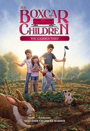 9780807527528: The Garden Thief (The Boxcar Children Mysteries)