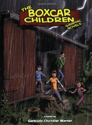 9780807528679: The Boxcar Children Graphic Novels 1