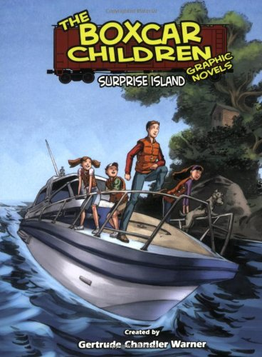 9780807528686: Surprise Island, A Graphic Novel #2 (The Boxcar Children Graphic Novels)