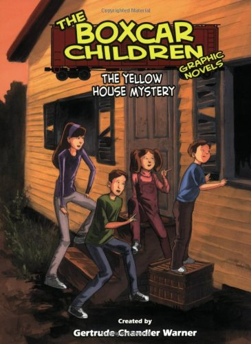 9780807528693: The Yellow House Mystery, A Graphic Novel #3 (Boxcar Children Graphic Novels)