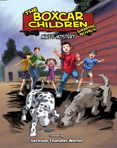 9780807528716: Mike's Mystery, A Graphic Novel #5 (Boxcar Children Graphic Novels)