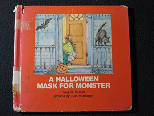 9780807531341: A Halloween Mask for Monster