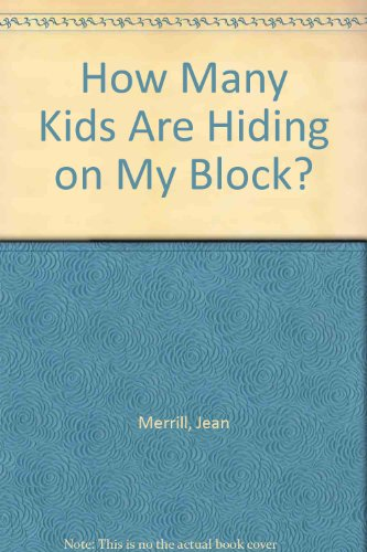How Many Kids Are Hiding on My: Jean Merrill, Frances