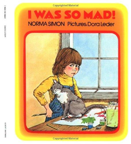 9780807535196: I Was So Mad! (Albert Whitman Concept Paperbacks)
