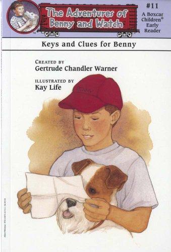 Keys and Clues for Benny (Boxcar Children: Gertrude Chandler Warner