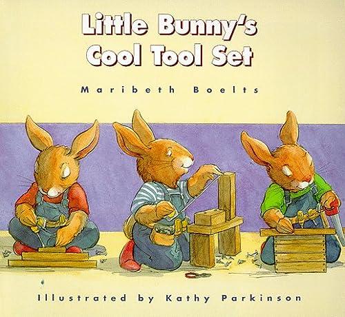 9780807545850: Little Bunny's Cool Tool Set (Concept Books (Albert Whitman))