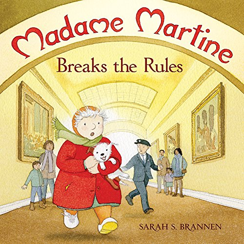 9780807549070: Madame Martine Breaks the Rules