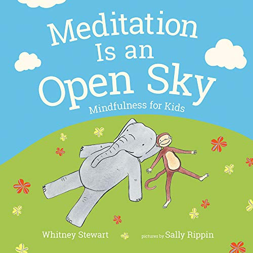 9780807549087: Meditation Is an Open Sky: Mindfulness for Kids