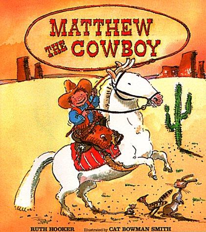 9780807549988: Matthew the Cowboy