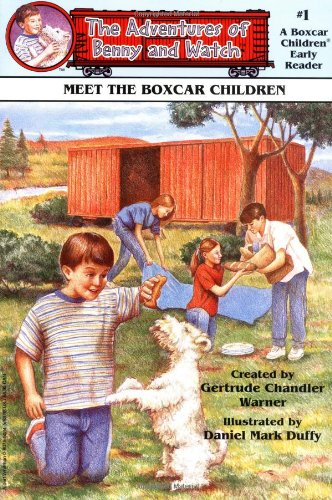 9780807550342: Meet the Boxcar Children (Boxcar Children Early Reader #1) (The Adventures of Benny & Watch)