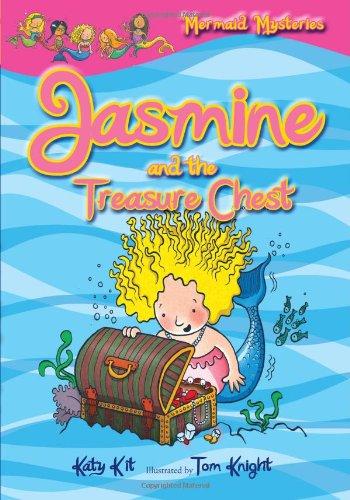 9780807550809: Mermaid Mysteries: Jasmine and the Treasure Chest (Book 2)