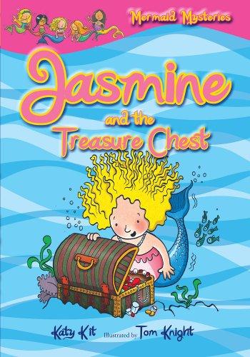 9780807550816: Mermaid Mysteries: Jasmine and the Treasure Chest (Book 2)
