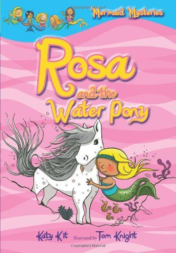 9780807550885: Mermaid Mysteries: Rosa and the Water Pony (Book 1)