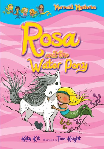 9780807550892: Mermaid Mysteries: Rosa and the Water Pony (Book 1)