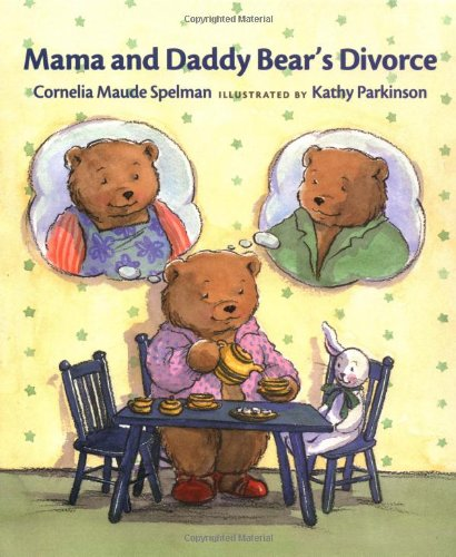 9780807552216: Mama and Daddy Bear's Divorce