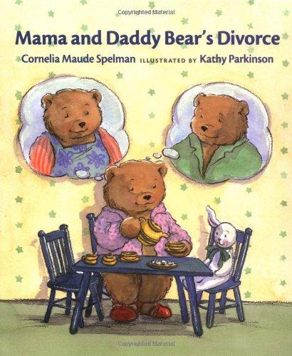 9780807552216: Mama and Daddy Bear's Divorce