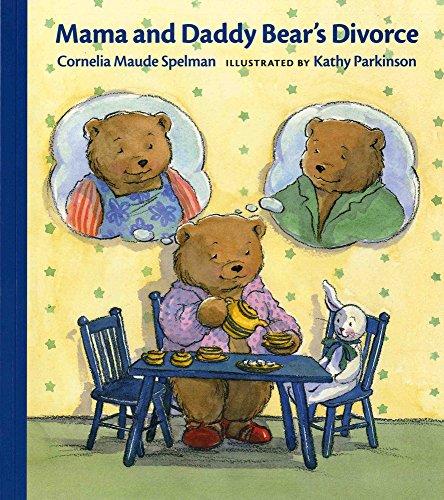 9780807552223: Mama and Daddy Bear's Divorce (Albert Whitman Prairie Books (Paperback))