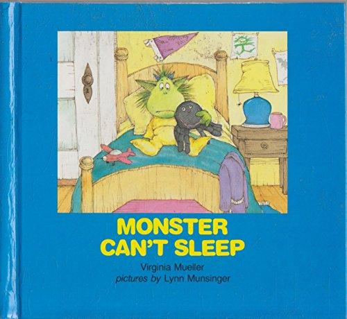 9780807552612: Monster Can't Sleep
