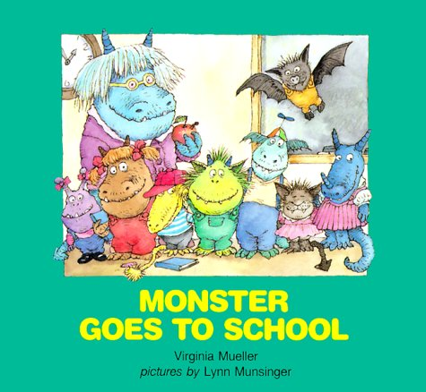 9780807552650: Monster Goes to School