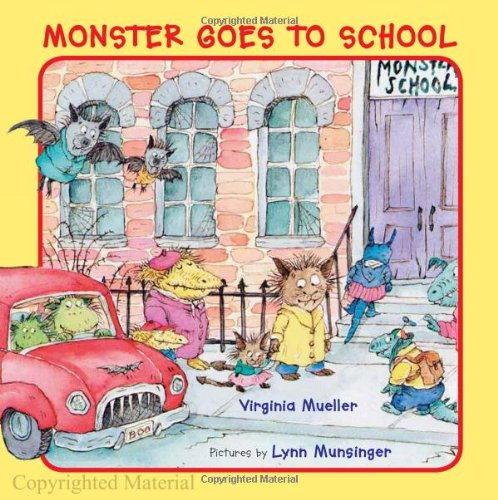 9780807552667: Monster Goes to School