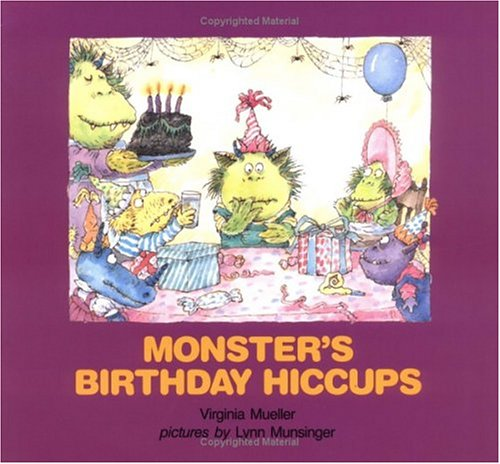 9780807552681: Monster's Birthday Hiccups