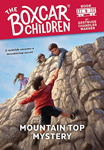 9780807552933: Mountain Top Mystery (The Boxcar Children)