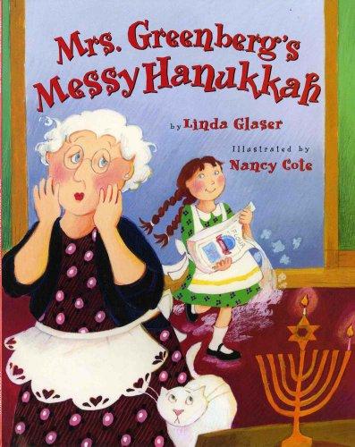 9780807552988: Mrs. Greenberg's Messy Hanukkah