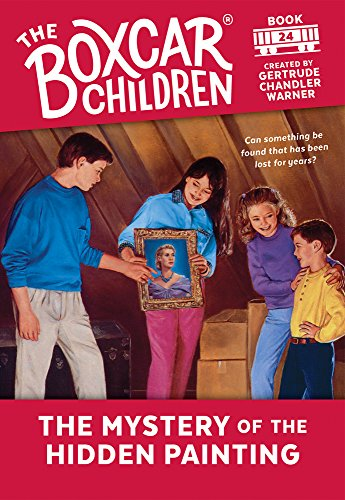 9780807553794: The Mystery of the Hidden Painting (The Boxcar Children Mysteries)