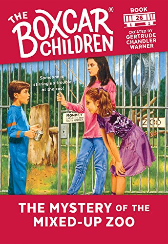 9780807553855: The Mystery of the Mixed-up Zoo (Boxcar Children)