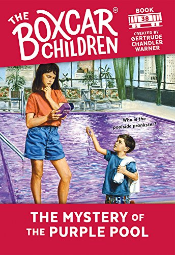 9780807554081: The Mystery of the Purple Pool (The Boxcar Children Mysteries #38)