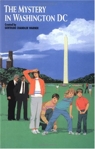 9780807554098: The Mystery in Washington, D.C. (Boxcar Children Special)