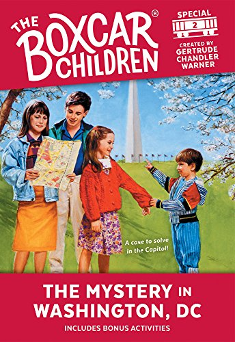 9780807554104: The Mystery in Washington D.C. (The Boxcar Children Mystery & Activities Specials)