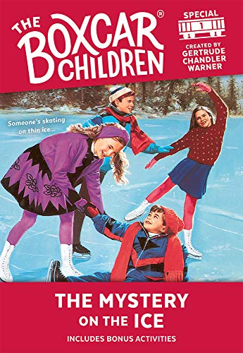 9780807554135: The Mystery on the Ice (Boxcar Children Special)