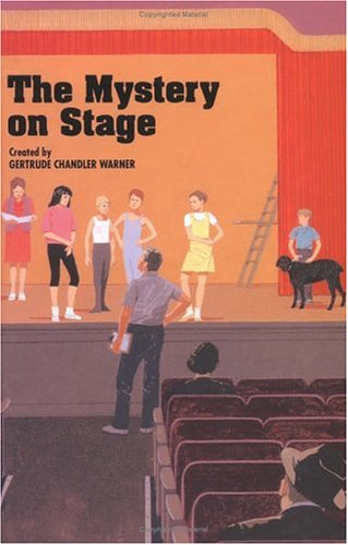 9780807554173: The Mystery on Stage (Boxcar Children)