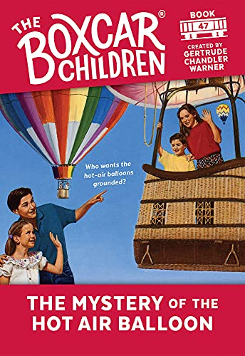 9780807554203: The Mystery of the Hot Air Balloon (The Boxcar Children Mysteries)