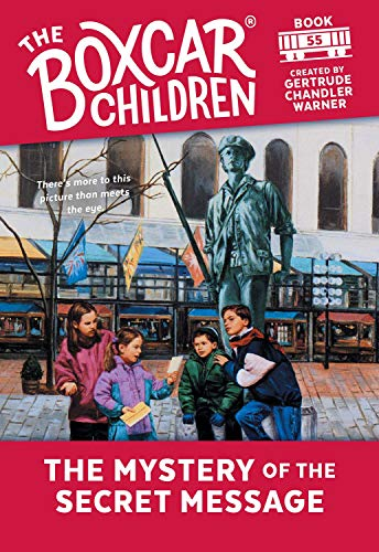 9780807554302: The Mystery of the Secret Message (Boxcar Children)