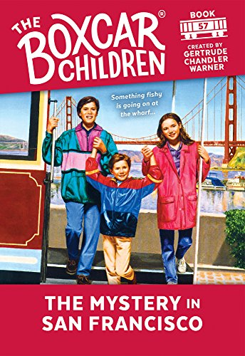 9780807554340: The Mystery in San Francisco (The Boxcar Children Mysteries)