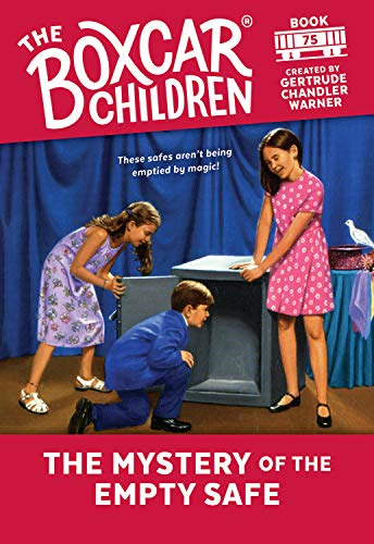 9780807554630: The Mystery of the Empty Safe (Boxcar Children Mysteries (Paper), 75)