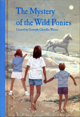 9780807554654: The Mystery of the Wild Ponies (Boxcar Children Mysteries)
