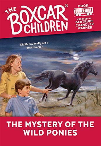The Mystery of the Wild Ponies (The