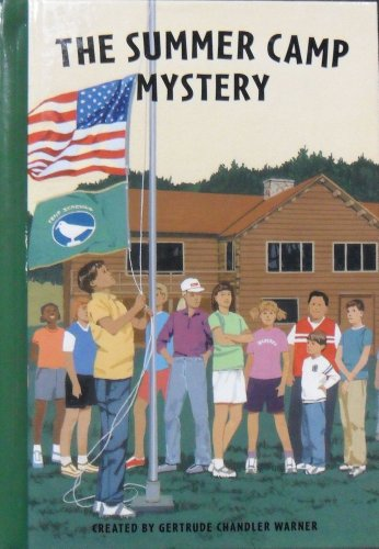 The Summer Camp Mystery (Boxcar Children): Warner, Gertrude Chandler