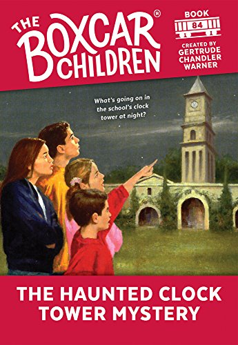 9780807554852: The Haunted Clock Tower Mystery (The Boxcar Children Mysteries)