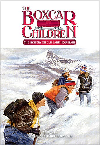 9780807554944: The Mystery on Blizzard Mountain (The Boxcar Children Mysteries)