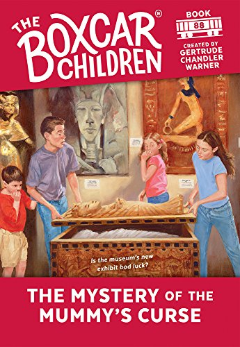 9780807555040: The Mystery of the Mummy's Curse (The Boxcar Children Mysteries)