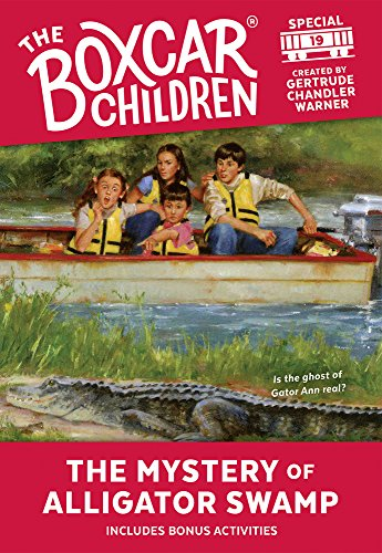 9780807555170: The Mystery at Alligator Swamp (The Boxcar Children Mystery & Activities Specials)
