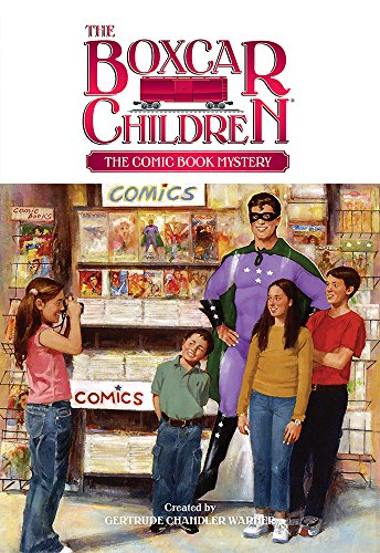 9780807555293: The Comic Book Mystery (The Boxcar Children Mysteries)